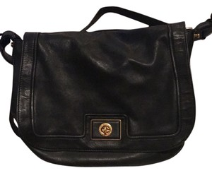 Marc by Marc Jacobs Leather Tote in Black