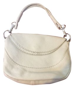 Carla Mancini Satchel in Off White