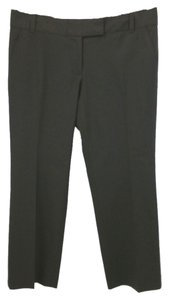 J.Crew J. Crew Cityfit Wool Straight Pants BLACK