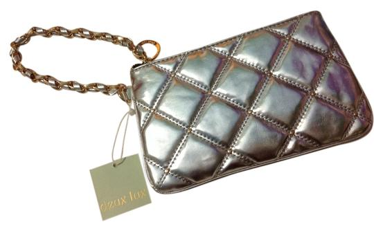 Preload https://item3.tradesy.com/images/deux-lux-new-with-tag-silver-gold-quilted-wristlet-913682-0-0.jpg?width=440&height=440