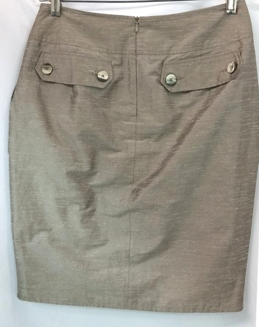 Les Copains Skirt TAUPE