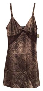 Jones New York Snakeskin Nightgown