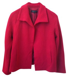 Jones New York Bright Pink Blazer