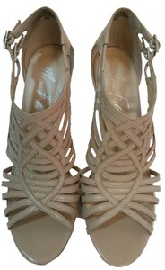 Marc Fisher Strappy nude Sandals