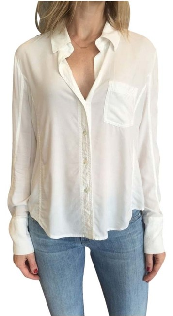 Preload https://img-static.tradesy.com/item/9138940/james-perse-white-button-down-top-size-2-xs-0-3-650-650.jpg