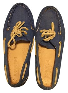 Sperry Royal blue Flats