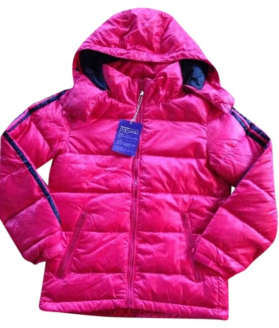 Preload https://img-static.tradesy.com/item/9139564/uniqlo-fushia-premium-down-jacket-with-sweatshirthoodie-size-4-s-0-2-650-650.jpg