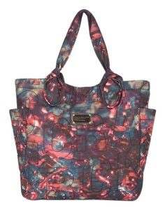 Marc by Marc Jacobs Tote in Manatee Grey Multi