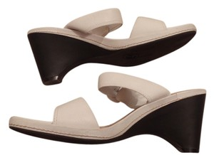 Rockport white Wedges