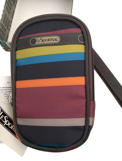 Preload https://img-static.tradesy.com/item/9141538/lesportsac-multi-stripes-lottie-muffler-tech-accessory-0-1-540-540.jpg