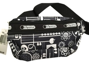 LeSportsac Double zip belt bag