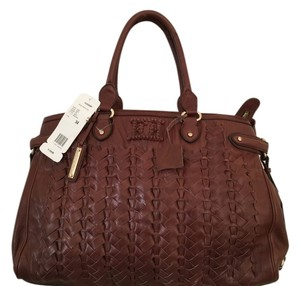 Escada Satchel in Brown