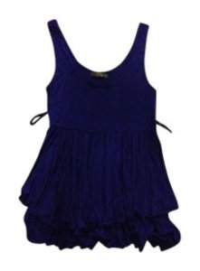 Forever 21 Top Blue/Purple