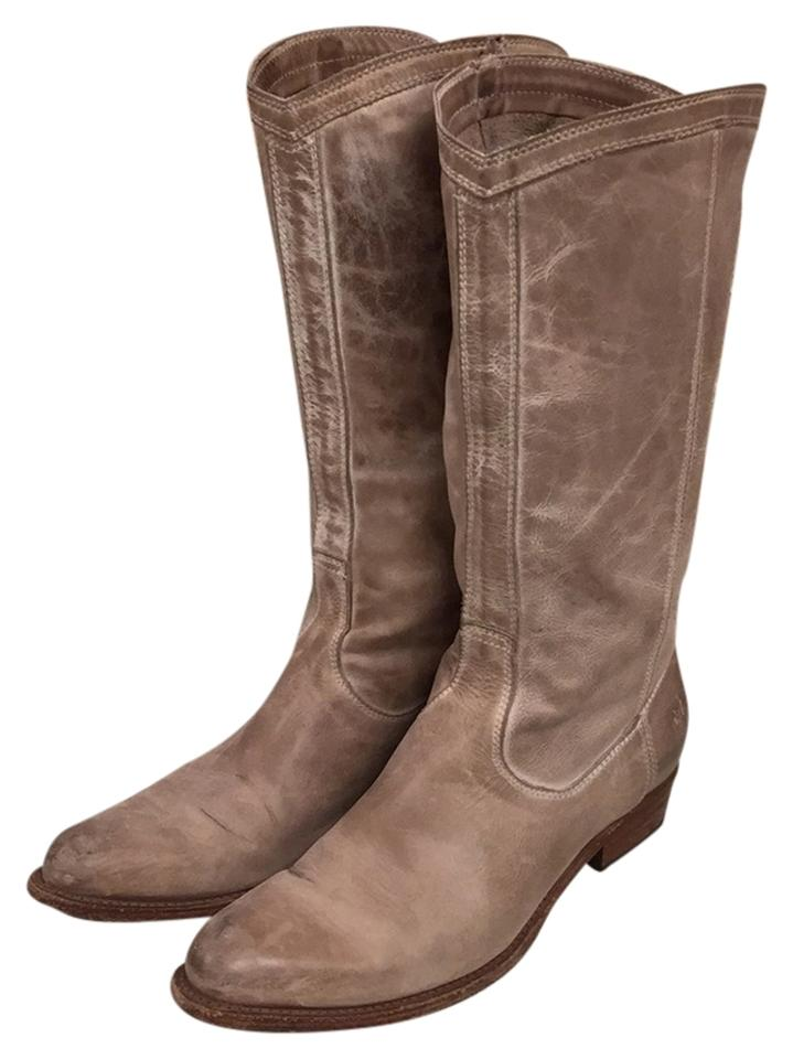 MISS MISS MISS Frye Taupe Weathered. Boots/Booties High quality products 7ca33c