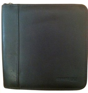 Kenneth Cole Kenneth Cole Black Leather CD DVD Blu Ray Case