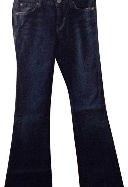 Preload https://img-static.tradesy.com/item/9143590/7-for-all-mankind-blue-boot-cut-jeans-size-26-2-xs-0-2-650-650.jpg