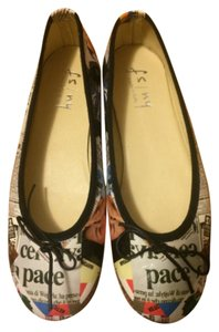 French Sole Multi Flats