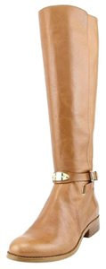 Michael Kors Leather Tan Boots