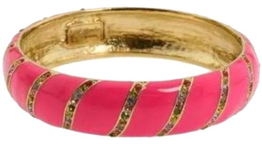 Preload https://img-static.tradesy.com/item/9144688/kate-spade-pave-accents-and-pink-and-12k-gold-plate-crystal-lollie-bangle-bracelet-sublime-necklace-0-3-540-540.jpg
