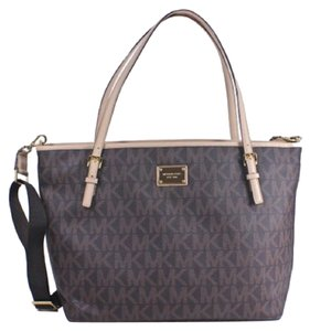 Michael Kors Brown Diaper Bag