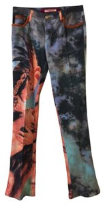 Voyage Passion Boot Cut Pants Multi
