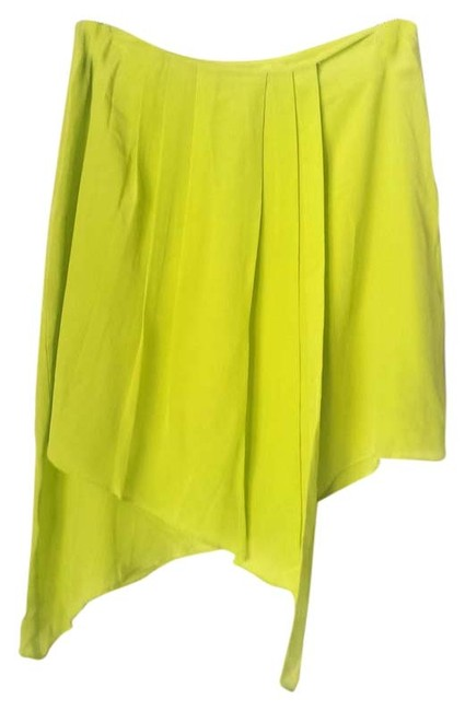 Preload https://img-static.tradesy.com/item/9146545/line-and-dot-green-neon-new-and-womens-clothing-wrap-small-miniskirt-size-4-s-27-0-2-650-650.jpg