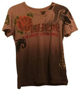 The Great China Wall T Shirt