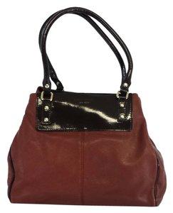 Kate Spade Maroon Leather Shoulder Bag