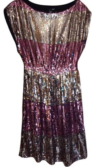 Preload https://item3.tradesy.com/images/h-and-m-dress-silver-pink-914902-0-0.jpg?width=400&height=650