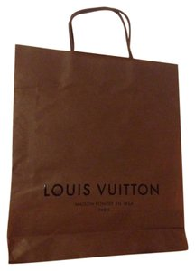 Louis Vuitton louis vuitton paper shopping bag 12.5