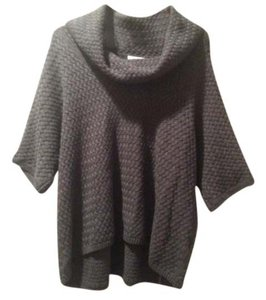 Caslon Poncho Cardigan Sweater