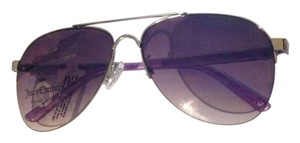 Juicy Couture New juicy couture aviator sunglasses