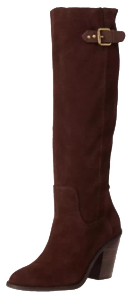 Kelsi Dagger Brown Boots/Booties Suede January Boots/Booties Brown e2175d