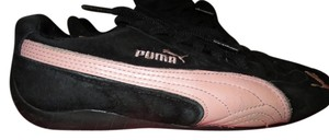 Puma Pink and Black Athletic