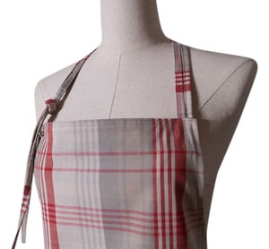 Homemade Apron using Vintage Fabric, Fits Sizes XS-XL