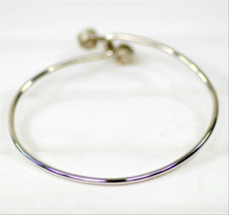 pmr bracelet bangles jewelry bling heart open your polished review silver catch add opened bangle sterling up
