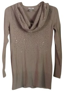 Cache Top Light taupe