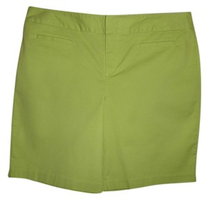 Bay Studio Bermuda Shorts Lime