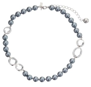 Kate Spade Modern Update of Classic String of Pearls! Kate Spade Pearlescent Baubles Necklace! NWT Perfect for Office and Evening Sparkling Up Your LBD!