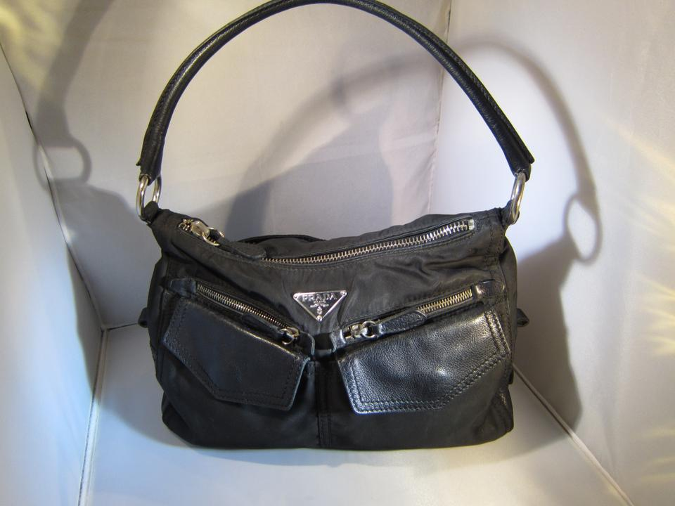 black and blue purse - Prada Shoulder Bag on Sale, 70% Off | Shoulder Bags on Sale at Tradesy
