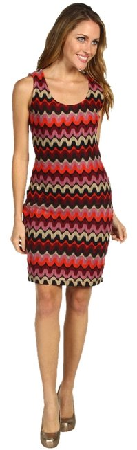 Calvin Klein Striped Missoni Dress