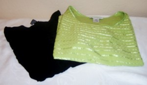 Ruby Rox 2 For 1 Tops Sagharbor / Studio 1940 Size 2x Woman Top Reserved Ruby