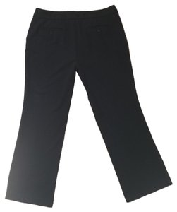 Talbots Boot Cut Pants Blac