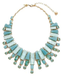 Kate Spade Perfect for Winter Getaway! Kate Spade Beach Gem Necklace NWT Winter Dreams of Sandy Tropical Beaches & Sunnies!