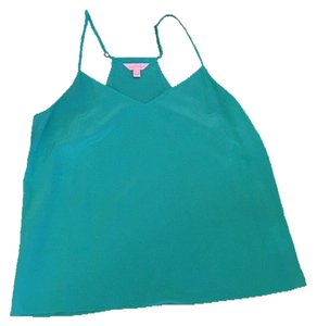 Lilly Pulitzer Top Sea Glass