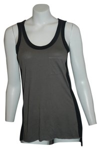 Rag & Bone Top GRAY and black
