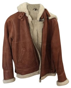 Made in Canada, shearling jacket