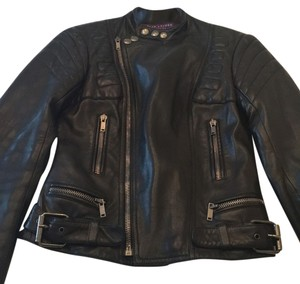 Ralph Lauren Collection Motorcycle Jacket