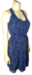 Converse short dress navy Size Small Knee Length P1870 on Tradesy