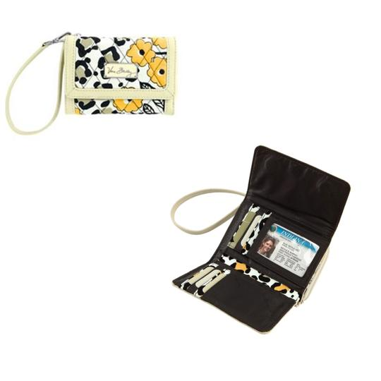 Vera Bradley Caroline Anniversary Wristlet Anniversary Wristlet New New With Tags Leather Wallet Set Purse Handbag Sale Animal Satchel in Go Wild